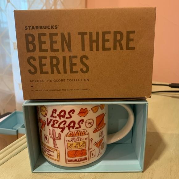 Starbucks Las Vegas Been There Series Mug ☕️